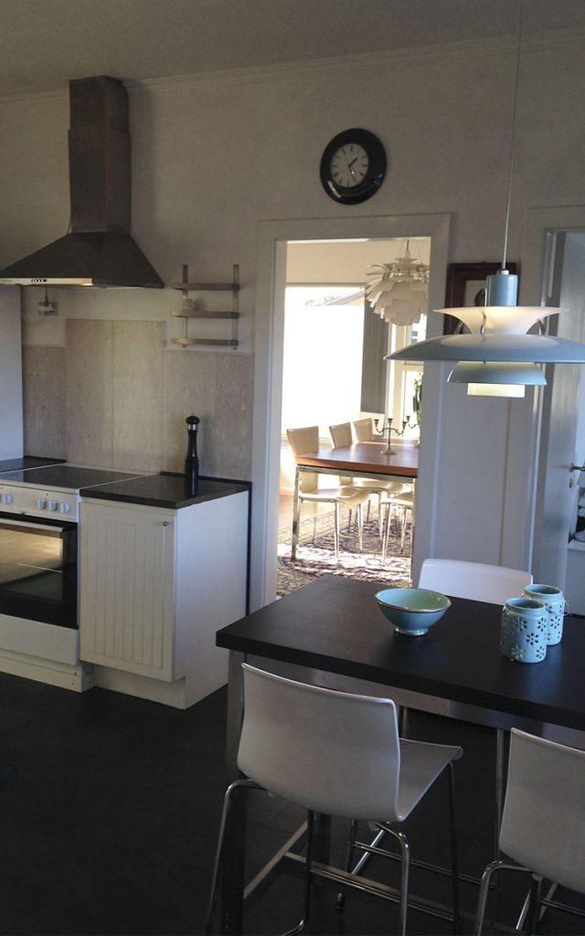 midlertidigbolig køkken - Rækkehus 402 B /Lejlighed Roskilde eller lidt ude for!