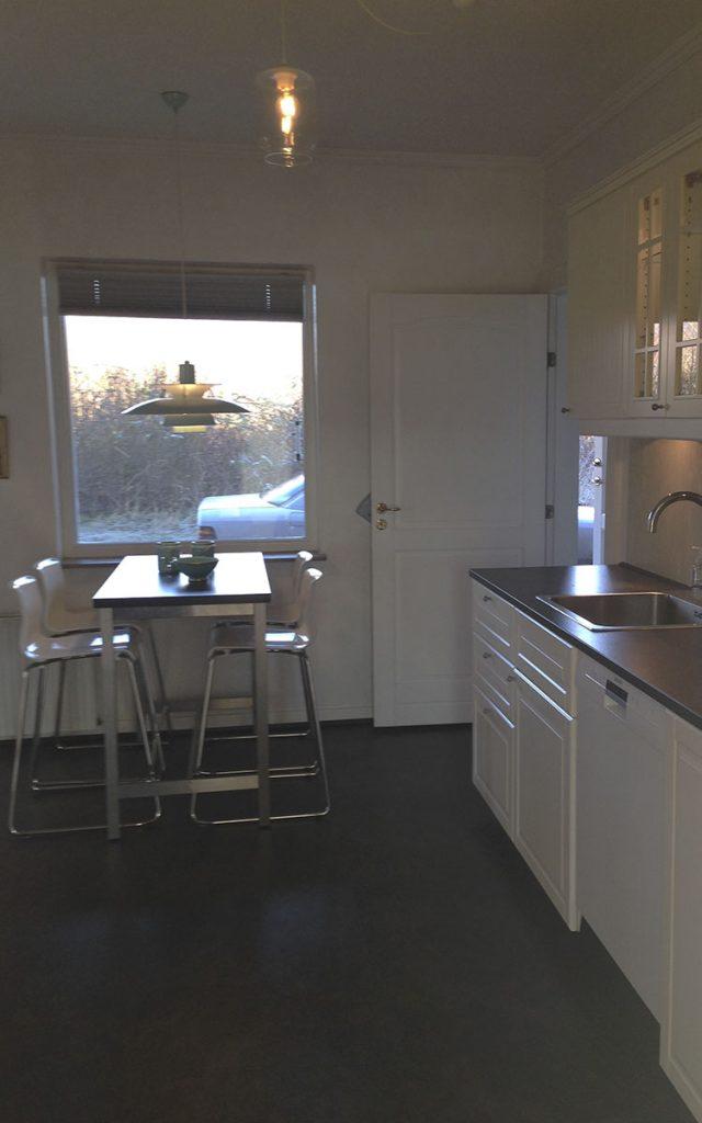 Dette køkken er i 402B Lejlighed Roskilde