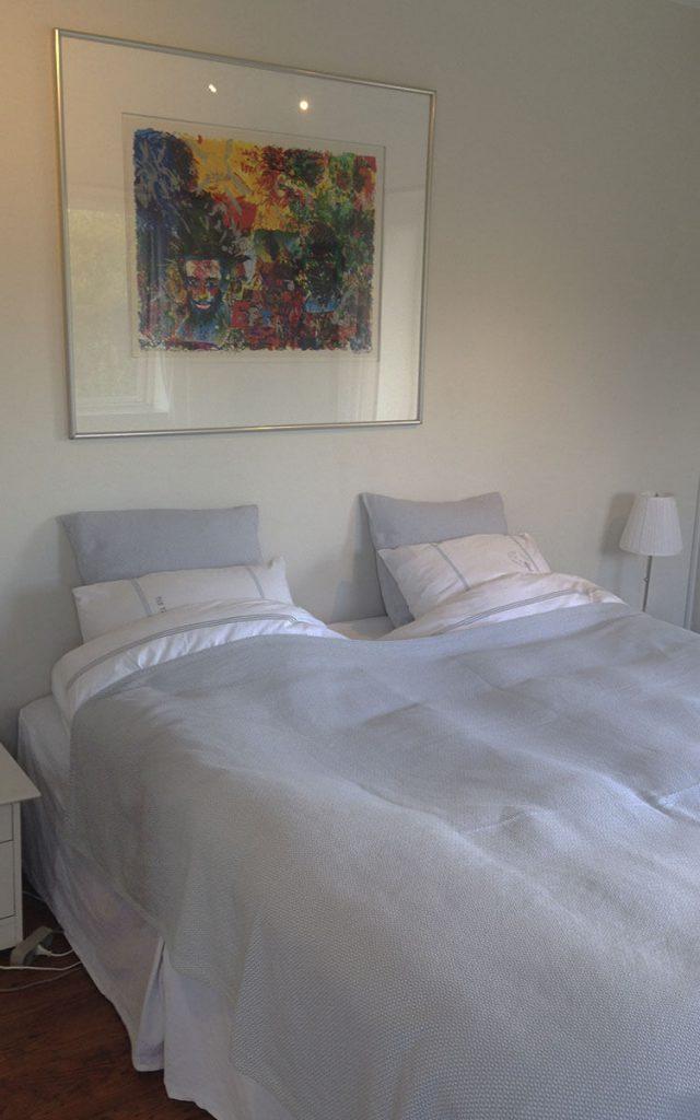 soveværelse i 402B Lejlighed Roskilde!