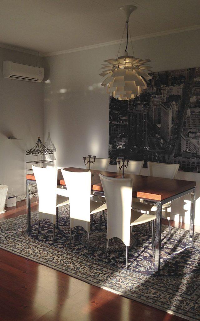 Englegaarden stue/spisebord - Lejlighed 402 B i 4000 Roskilde